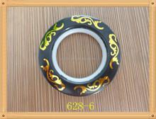 Venta al por mayor de la alta calidad accesorios para cortinas de plástico ABS tambor anillo de cierre