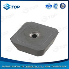 excellent performance manufacturing tungsten carbide inserts for cnc indexable cutting tools