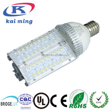 75W CFL MHL HPS lamp outdoor street parking lot lighting E40/E39 /E27 led retrofit kit 40W