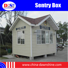Portable Light Steel Structure Wooden House, Tool House, The Prefab House