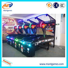 Updated Street basketball machine/promotional attractive amusement park games factory