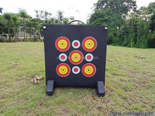 XPE foam portable archery target, factory direct sale shooting 3d archery target, environmentally soft bow archery