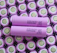 2600mah 3.7v 18650 Rechargeable lithium ion Batteries