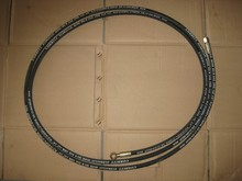 Sinotruk howo truck clutch oil pipe WG9719230027