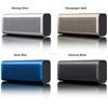 Aluminum portable radio bluetooth mp3 speaker portable with speakerphone