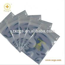 Static Shielding / Transparent Metallic Shielding - 3 Mil Zip Top