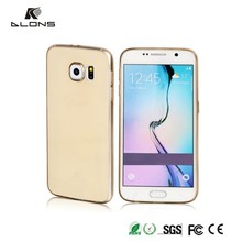 OEM Clear Super Thin Mobile Phone Case For Samsung S6,Soft TPU Luxury Protective Skin Case For Samsung Galaxy S6