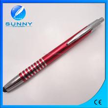 high quality multi-function metal ballpoint pen,function ballpoint pen