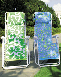 Fabric zero gravity chair, hospital recliner chair bed