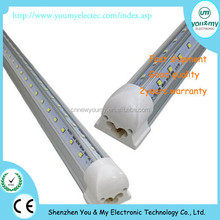 New 6ft V Shaped T8 Led Tube Lights 42W 6FT 1.8m Integrated Led Fluorescent Lamp 270 Angle