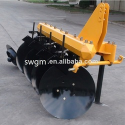 1LTS-4 Heavy-duty Four Discs AF fish type baldan disc plough for 80-120HP Tractor