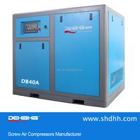 40hp/30kw screw air compressor (belt driven or direct driven)