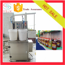 oil filling machine for product line