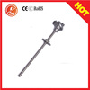 gas valve thermocouple voltage