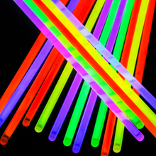 8 Glow Stick CE/RoHS Standard Safe for Children Used for Concert and Parties Club