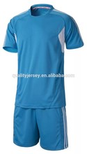 2015 nuevo diseño dri fit impresión de poliéster 100% números de los nombres camisetas de fútbol