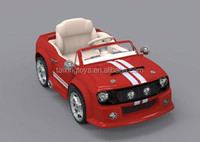 2015 newest hot sale 2.4G rc kids ride on car for promotion