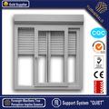 Puerta de aluminio y ventanas