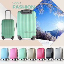 Press-resistance PC Sky Travel Aluminum Frame New can stand weight of 50kgs luggage