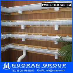 UPVC PIPE for underground drainage system gutter