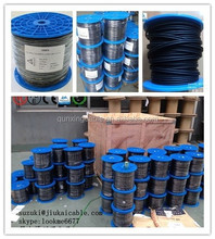 for solar cell with tab wire solar power system 600v/1000v dc 1x6sqmm pv solar cable &1x10sqmm pv cable