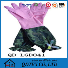 Household extra long rubber washing plastic glove