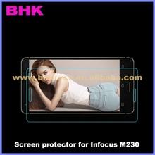 9H liquid nano Extreme clear screen protector for Infocus M230,9H screen protector tempered for Infocus M230