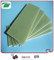 High quality fiberglass sheet&epoxy resin laminate sheet