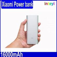 Original Xiaomi Power Bank 16000mAh Xiaomi Portable Charger Battery Dual Output Interface Xiaomi Phone