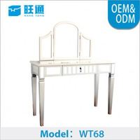 TOP Factory outlet wrought iron dressing table