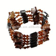 Fashion Magnetic 2012 new style wrap jewellery