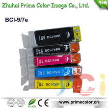 Compatible Ink Cartridge for Canon BCI-9 BCI-7e for Japan Market