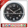 meili 30cm promoção relógio para presentes importados relógios de parede