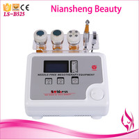 Hot-sale product OEM No needle Mesotherapy Machine beauty salon equipment for skin lifting