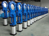 Knife Automatic Gate Valve
