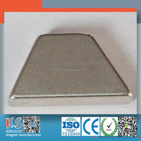 High Guass Ndfeb Permanent N35 N52 Neodymium Magnet For Motor