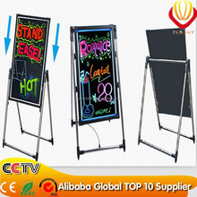 alibaba express new electronics product promotion LED writting board for advertising