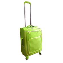 Nylon Four Wheels Popular Super Light Luggage