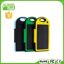 Universal External Portable Power Bank Portable Battery Charger new solar power panel