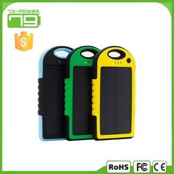 Universal External Portable Power Bank Portable Battery Charger new solar power panel