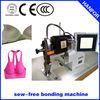 alibaba china gold supplier ultrasonic seamless underwear fusing&bonding machine for sew free brassiere