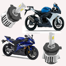 30W 3300LM New energy motorcycle LED Hi/L Beam head lamp