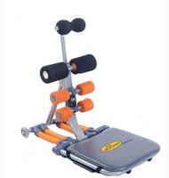 Total Core fitness equipment ab core rider exercise machine