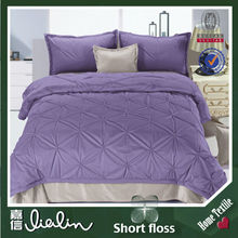 Floral Pattern 100% polyester duvet cover set famous brand bedding set