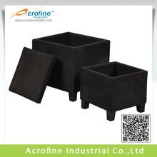 Ottoman with Storage in Ottoman Furniture AOT 3641