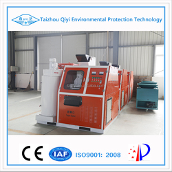 QY-400B 80-120kg/h dry type small size wire chopper for sale