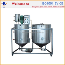 1TPD-20TPD micro refinery crude oil for soybean sunflower peanut oil