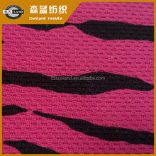 Manufacturers selling knitting fabric Polyester moisture quick-drying bird 's-eye cloth functional movement