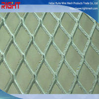 Quality Products Spray Paint Expanded Metal Sheet at Low Price