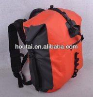 500D tapaulin waterproof ocean pack dry shoulder bag with pockets